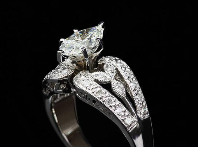 types of diamond cut